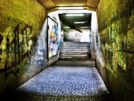 Used Underpass -HDR- by kinkowski