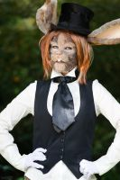 March Hare: Teatime by May--Li