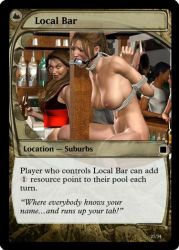 ME Card Game - Local Bar by MndlessEntertainment