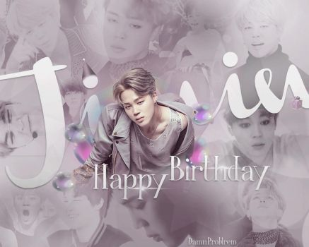 +Happy Birthday Jimin by xDaebak
