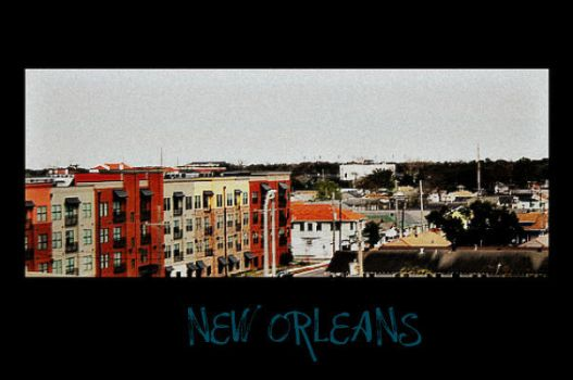 New Orleans by SourGummyNinja