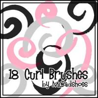 Curl Brushes by mcbadshoes