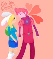 Oh, oh, Fionna by gener-8