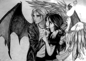 Dania and Matthew by Clarice04