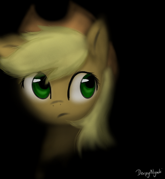 Alone in the dark by Baa-Chan01