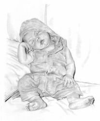 Baby Daed by portraitsbyphil