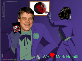 We Love Mark Hamill by Eat-Sith