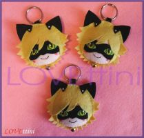 Chat Noir by LOVEttini