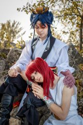 Magi: The Labyrinth of Magic Cosplay (2) by Alex-Willow