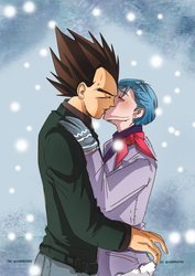 WINTER KISS by Sandra-delaIglesia