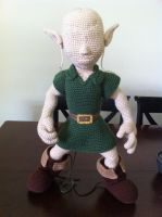 Bald Young Link (WIP) by aphid777