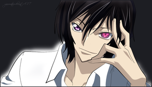 Lelouch R2 by YamiMatsuo