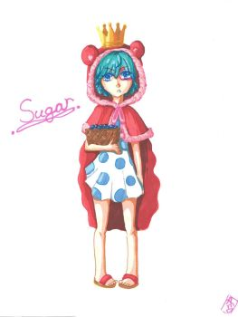 Sugar by redlaserartist
