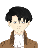 Rivaille by CosmicDusty