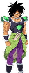 Broly [Base] by arbiter720