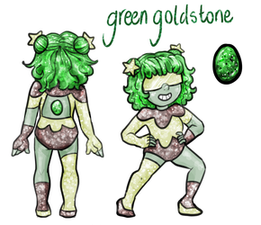 gemsona reference by BrittanyTheAwesome