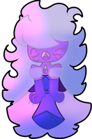 Fusion Sapphy (AT) by SleepyStaceyArt