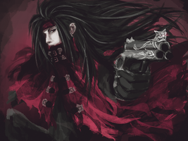 Vincent Valentine by jnzh1206