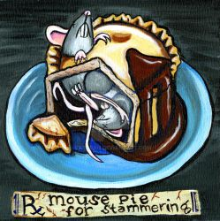RX: Mouse Pie by Catsbah