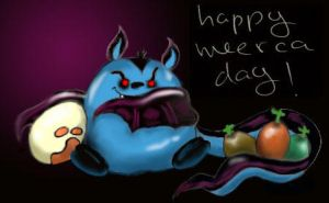 Happy Meerca Day by LoveTuli