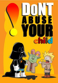 Stop child Abuse by Ud33n