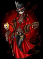 Voodoo Queen by TracyWong