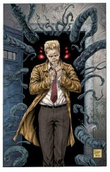 Constantine color by EDGARSALAZAR