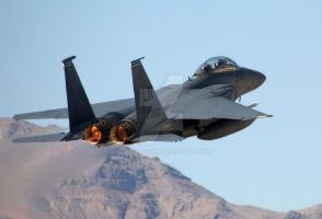 Red Flag F-15E by jdmimages