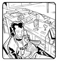 Panel from 'Dealers' 20 by The-Real-NComics