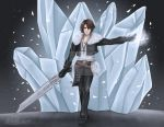 Squall Leonhart by Endless-Fantasy-Art