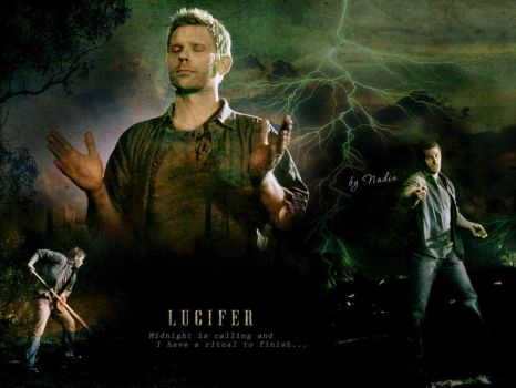 Lucifer by Nadin7Angel
