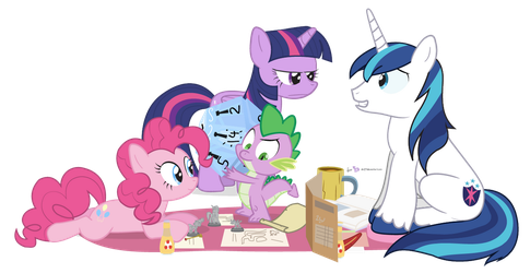 Roll a Seven! by dm29