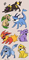 PMD-e - Train's Evolutions by ClefdeSoll