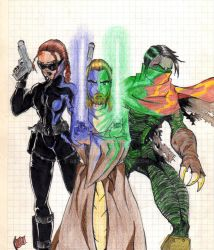 Games Heroes by Ratatman