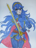 Lucina again by Ncid