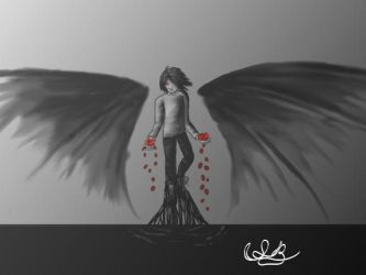 Dark Angel's Gift by Dustsara