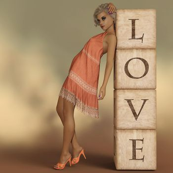 Love by Roy3D