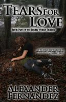 Tears for Love eBook Cover by policegirl01