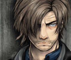Leon ~ Resident Evil 6 by Lady-Was-Taken