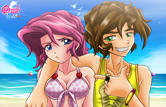 rivals in summer by mauroz