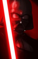 Darth Vader by Grant Gould by grantgoboom