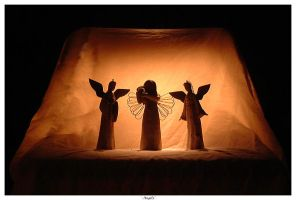 Angels. by fablehill