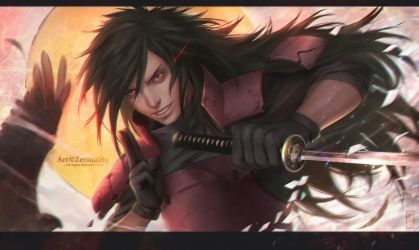 MADARA by Zetsuai89