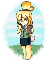 Isabelle by blucloud-zz