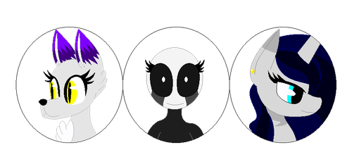 My OC's by MelodyLove098