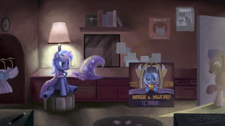 Prepare for the show by Sycreon