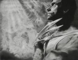 Wolverine by Theryanskater7