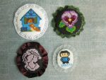 More brooches! by K0yomy