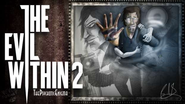 The Evil Within 2 Thumbnail (Speedpaint in Desc.) by ThePsychoticEnigma