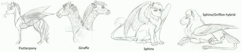 MLP Minidump- Sapient Races Preview by Earthsong9405